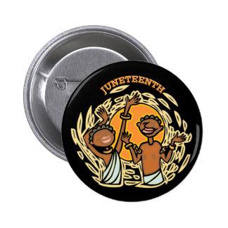 Juneteenth Pinback Button