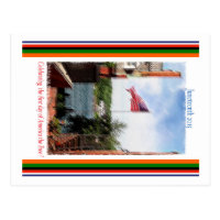 Juneteenth Postcard: Portsmouth NH Postcard