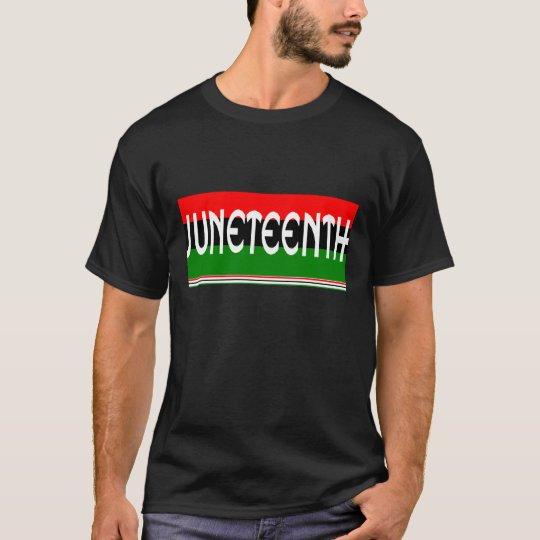 0ca695a06f00c Juneteenth T-shirt | Zazzle.com