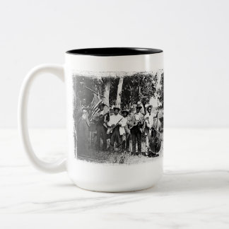 Juneteeth: Freedom Day 2.0 Two-Tone Coffee Mug