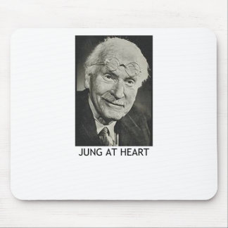 Jung at Heart Mouse Pad