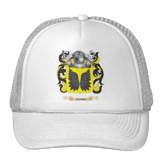 Jung Coat of Arms (Family Crest) Hats