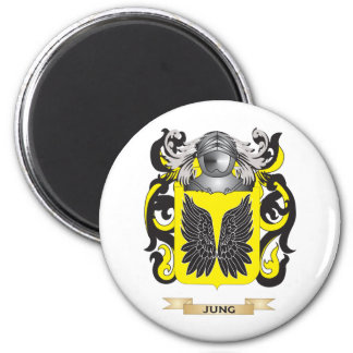 Jung Coat of Arms (Family Crest) Refrigerator Magnets