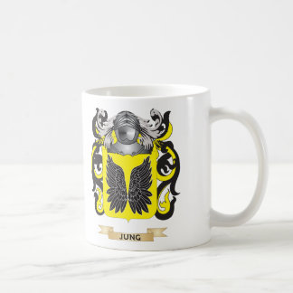 Jung Coat of Arms (Family Crest) Mug