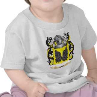 Jung Coat of Arms (Family Crest) T Shirts