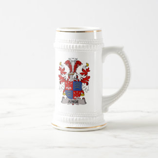 Junge Family Crest Coffee Mugs