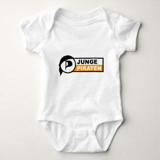 Junge Piraten Baby Bodysuit