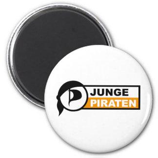 Junge Piraten Magnet