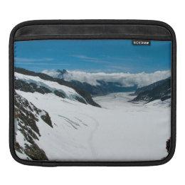 Jungfrau Mountain, Swiss Alps Sleeve For iPads