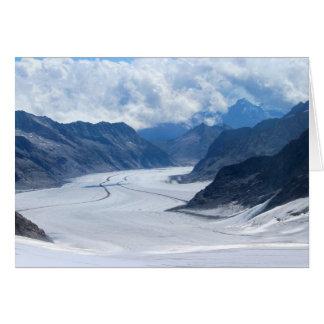 Jungfrau Tarjeta Pequeña