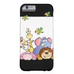 Jungle Animals iPhone 6 Case