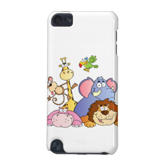 Jungle Animals iPod Touch 5G Covers