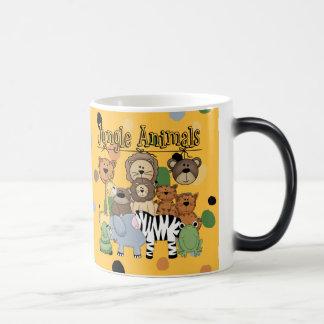 Jungle Animals Magic Mug
