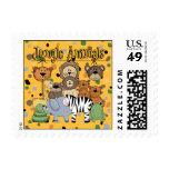 Jungle Animals Stamps