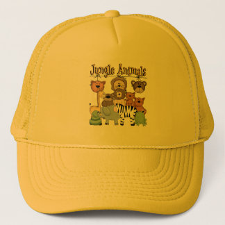 Jungle Animals Trucker Hat