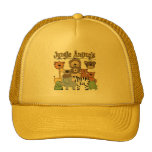 Jungle Animals Trucker Hat
