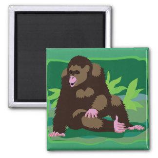 Jungle Ape Magnet