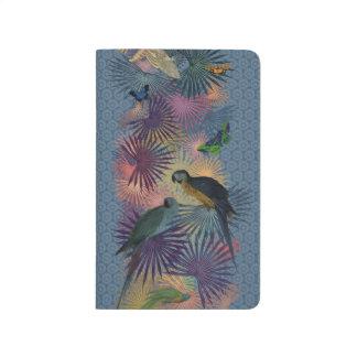 'Jungle azul Cuadernos Grapados
