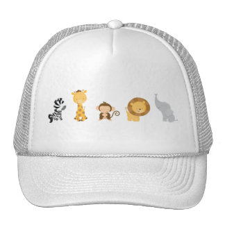 Jungle Babies Trucker Hat