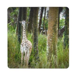 Jungle Baby Puzzle Coaster