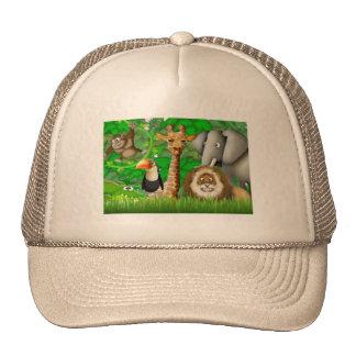 Jungle Baseball Cap Trucker Hat