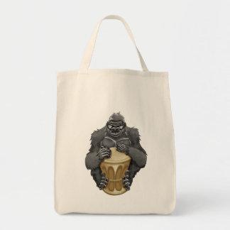 Jungle Beat Tote Bag