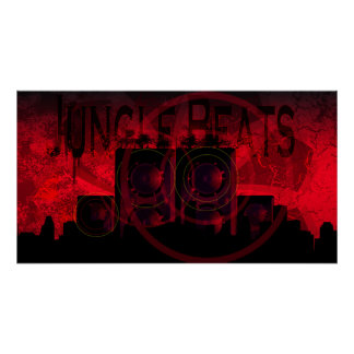 Jungle Beats Poster