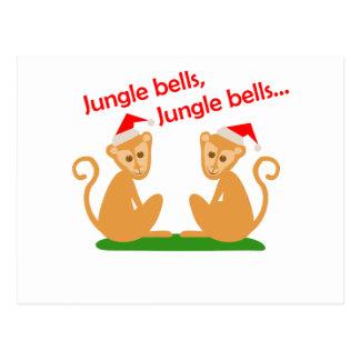 Jungle Bells Postcard