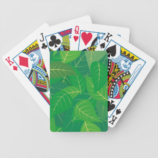 Jungle Bicycle® Playing Cards