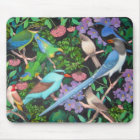 Jungle Birds of Asia Mouse Pad