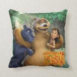 Jungle Book Group Shot 1 Pillow