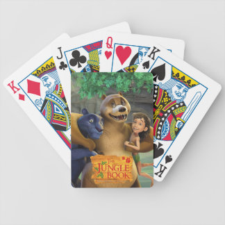 Jungle Book Group Shot 1 Playing Cards