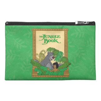 Jungle Book - Mowgli and Baloo Travel Accessory Bags