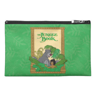 Jungle Book - Mowgli and Baloo Travel Accessories Bags