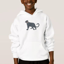 Jungle Book's Bagheera The Panther Disney Hoodie