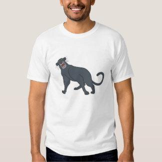 Jungle Book's Bagheera The Panther Disney Tees