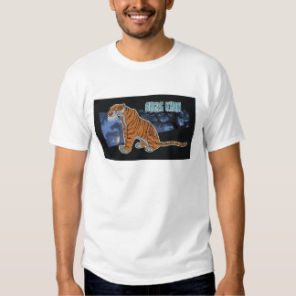 Jungle Book's Shere Khan Disney Tee Shirt