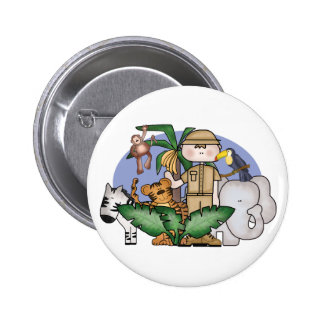 Jungle Boy Button