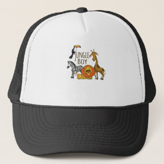 Jungle Boy Trucker Hat