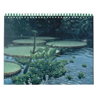 Jungle Calender Wall Calendar