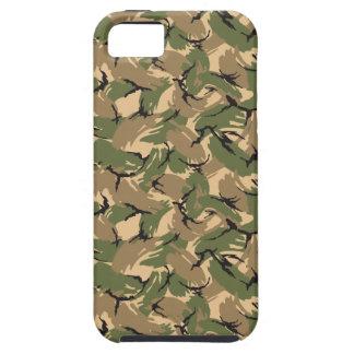 Jungle Camouflage iPhone SE/5/5s Case