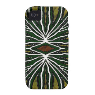 Jungle Vibe iPhone 4 Cover