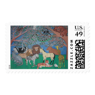Jungle Conference Postage