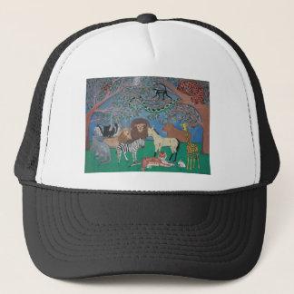 Jungle Conference Trucker Hat