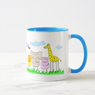 Jungle Cubs - Friends Forever Mug