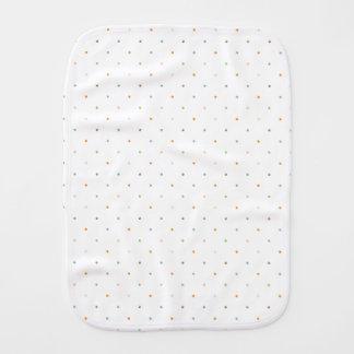 Jungle Dots Baby Burp Cloth Baby Burp Cloth