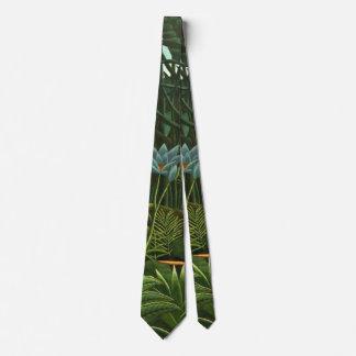 Jungle Dream 1910 Tie