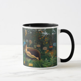 Jungle dreams CC0690 Henri Rosseau Coffee Mug