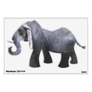 Jungle Elephant Wall Decal