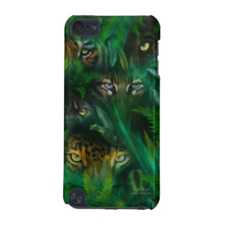 Jungle Eyes Art Case for iPod Touch 4 iPod Touch 5G Cases